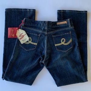 Seven7 Denim Jeans NWT, Size 8